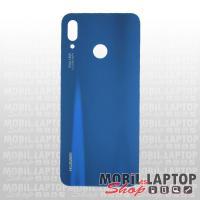 Akkufedél Huawei P20 lite kék