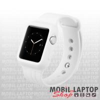 Apple Watch 38mm fehér szíj Baseus Fresh-Color
