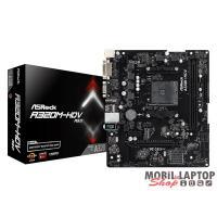 ASRock A320M-HDV R3.0 AMD A320 SocketAM4 mATX alaplap