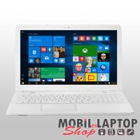 "ASUS VivoBook Max X541NA-GQ204T 15,6""/Intel Celeron N3350/4GB/500GB/Int. VGA/Win10/fehér laptop"