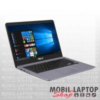 """ASUS VivoBook S410UN-EB002T 14"""" FHD ( Intel Core i5-8250U, 8GB RAM, 1TB+128GB SSD, Win10 ) szürke"""