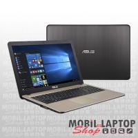 "ASUS VivoBook X540NA-GQ007 15,6""/Intel Celeron N3350/4GB/500GB/Int. VGA/csokoládébarna laptop"