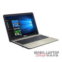 "ASUS VivoBook X540NA-GQ007T 15,6""/Intel Celeron N3350/4GB/500GB/Int. VGA/Win10/fekete laptop"