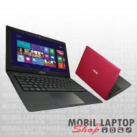 "ASUS X200MA-KX370D 11,6"" HD LED ( Intel N2830, 2GB RAM, 500GB HDD ) piros"