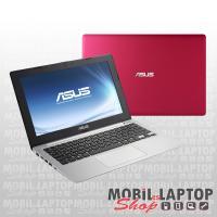 """ASUS X201E 11,6"""" HD LED ( Intel Dual Core 1,5 GHz, 2GB RAM, 320GB HDD ) rózsaszín"""