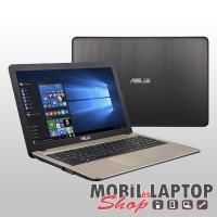 """ASUS X540LA-XX972 15,6""""/Intel Core i3-5005U/4GB/500GB/Int. VGA/fekete laptop"""