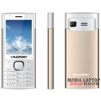 """Blaupunkt FL 01 2,8"""" fekete-szürke mobiltelefon + Hello Kártyás Expressz csomag"""