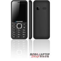 """Blaupunkt FM 02 2,4"""" Dual SIM fekete mobiltelefon + Hello Kártyás Expressz csomag"""