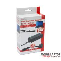 Delight 55362 Univerzális HP laptop/notebook töltő adapter tápkábellel