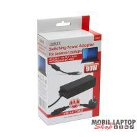 Delight 55364 Univerzális Lenovo laptop/notebook töltő adapter tápkábellel