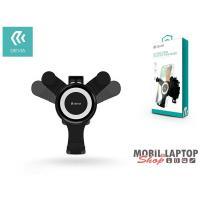 Devia ST312502 -Stress- univerzális szellőzőrácsba illeszthető mobiltelefon autós tartó