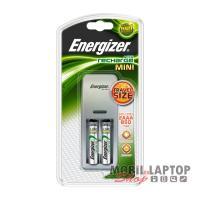 Elemtöltő Energizer mini 2db AAA 850mAh akkumulátorral