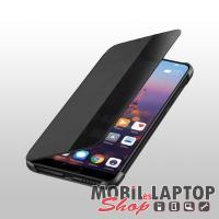 Flippes tok Huawei P20 fekete oldalra nyíló Smart View