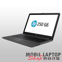"HP 250 G6 1WY38EA 15,6"" ( Intel Pentium N3710, 4GB RAM, 500GB HDD ) fekete"