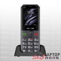 Maxcom MM730BB időstelefon fekete FÜGGETLEN