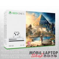Microsoft Xbox One S 500GB konzol + AC Origins játékszoftver