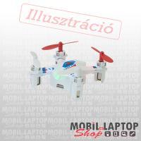 mTech Micro drón 4x4cm (2,4 GHz 360 fokos fordulat) használt