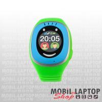 MyKi Touch GPS/GSM helymeghatározós gyerekóra kék-zöld