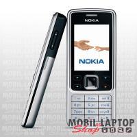 Nokia 6300 fekete TELENOR