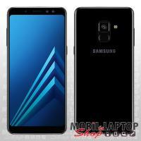 Samsung A530 Galaxy A8 (2018) 32GB dual sim fekete FÜGGETLEN