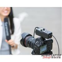 Saramonic SA SmartRig+ kamerákhoz és okostelefonokhoz 2 csatornás mikrofon/gitár hangkártya