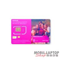 SIM kártya Telekom REGISZTRÁLATLAN 0Ft lebeszélhető