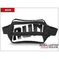 Sox univerzális fehér sport övtáska