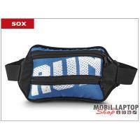 Sox univerzális kék sport övtáska