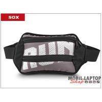 Sox univerzális szürke sport övtáska