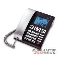 Vezetékes telefon Concorde 6025 / 6035 ezüst/fekete