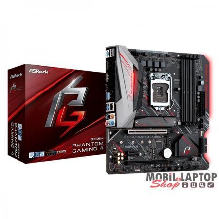 ASRock B365M Phantom Gaming 4 Intel B365 LGA1151 mATX alaplap