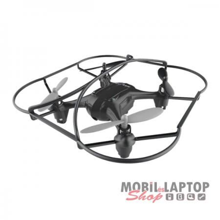 Astrum DR130 drón quadcopter 5x5cm 720p kamerával fekete A64013-B