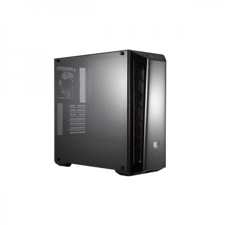 Cooler Master MasterBox MB520 fekete mATX ház
