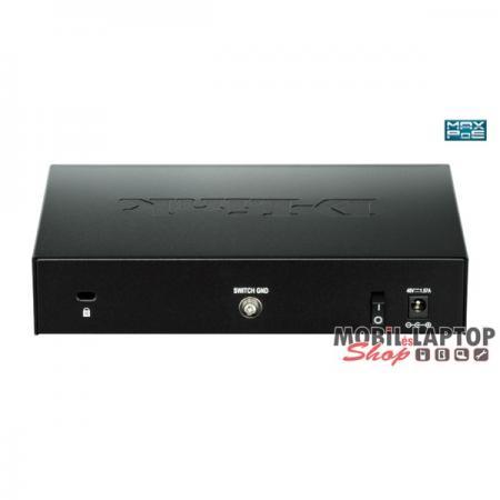 D-Link DGS-1100-08P 8port GbE LAN PoE Smart switch