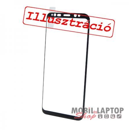 Fólia Samsung G930 Galaxy S7 3D fekete kerettel hajlított ÜVEG xPROTECTOR