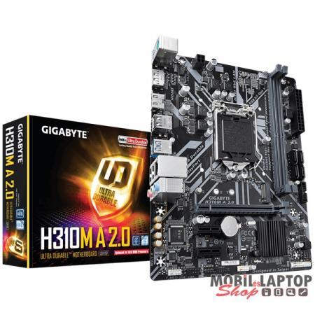 Gigabyte H310M-A R2.0 Intel H310 LGA1151 mATX alaplap
