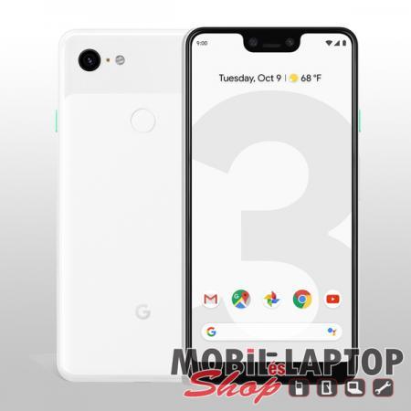 Google Pixel 3 128GB fehér FÜGGETLEN