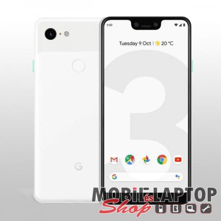 Google Pixel 3 XL 64GB fehér FÜGGETLEN