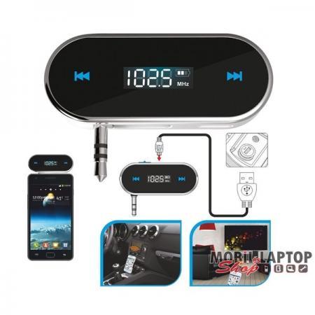 SAL SA 083 FM mobiltelefonhoz transzmitter  e77612089c
