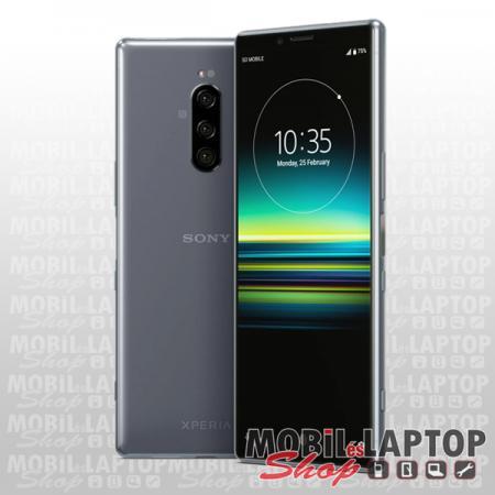 Sony J9110 Xperia 1 128GB dual sim szürke FÜGGETLEN
